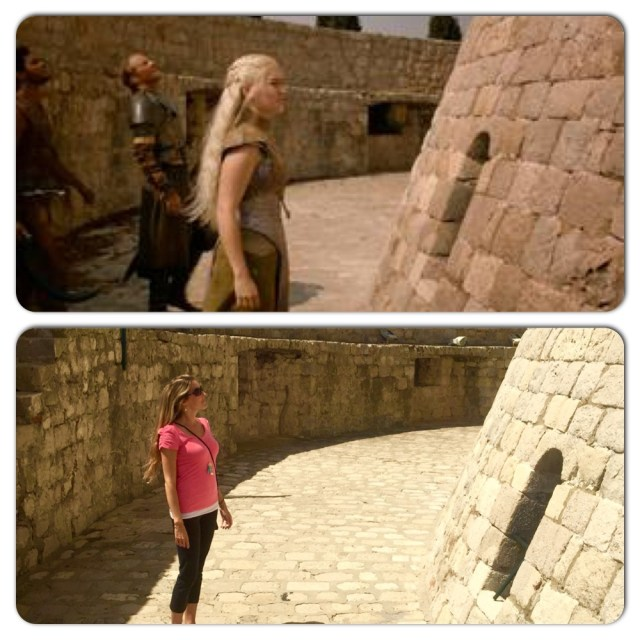 Game of Thrones filmed King's Landing scenes in Dubrovnik