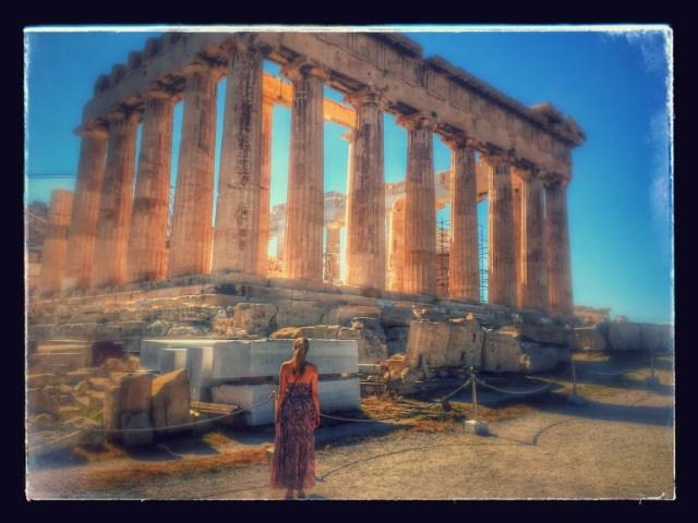 <Athens Parthenon>