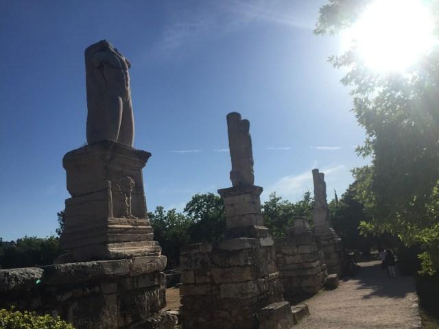 <Athens Ancient Agora>