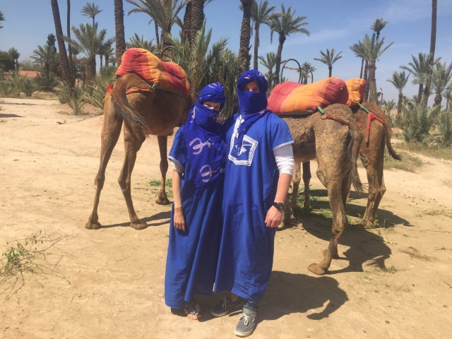 < Riding camels in Africa is one of my more interesting travel stories >