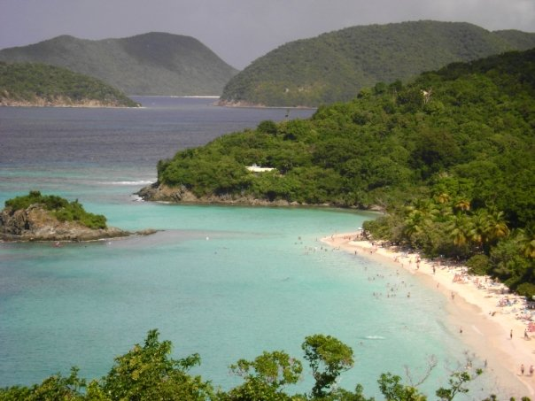 <Virgin Islands National Park, St.John>