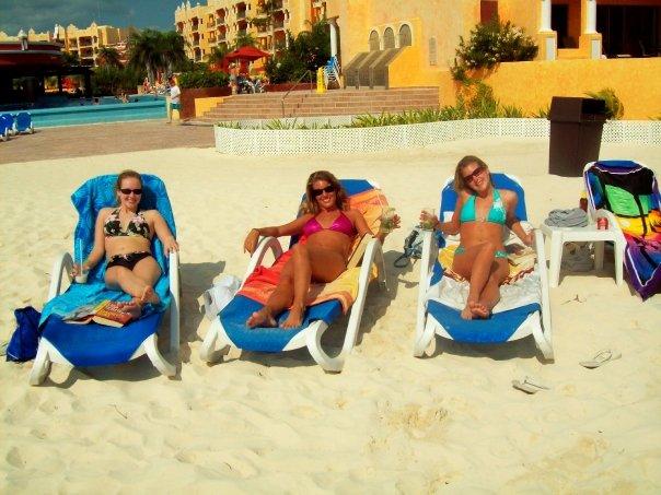 < Playa del Carmen >