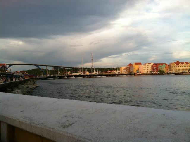<Curacao River>