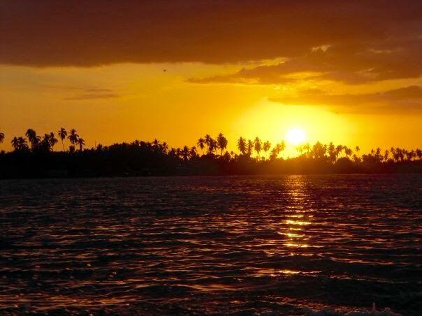< Acapulco Sunset >