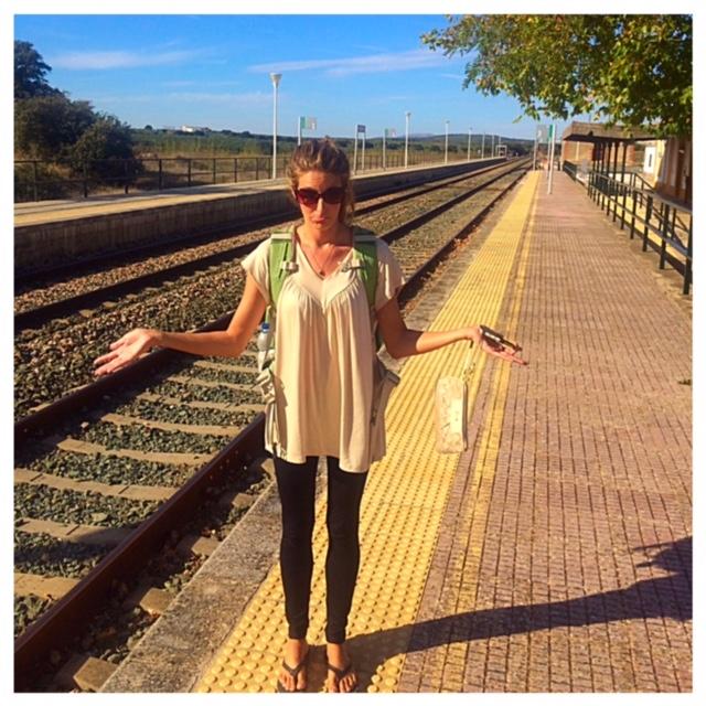 <Osuna to Setenil Train Station>