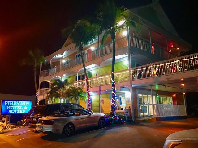 < Pierview Hotel >