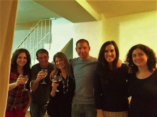 < Celebrating Thanksgiving in Spain >