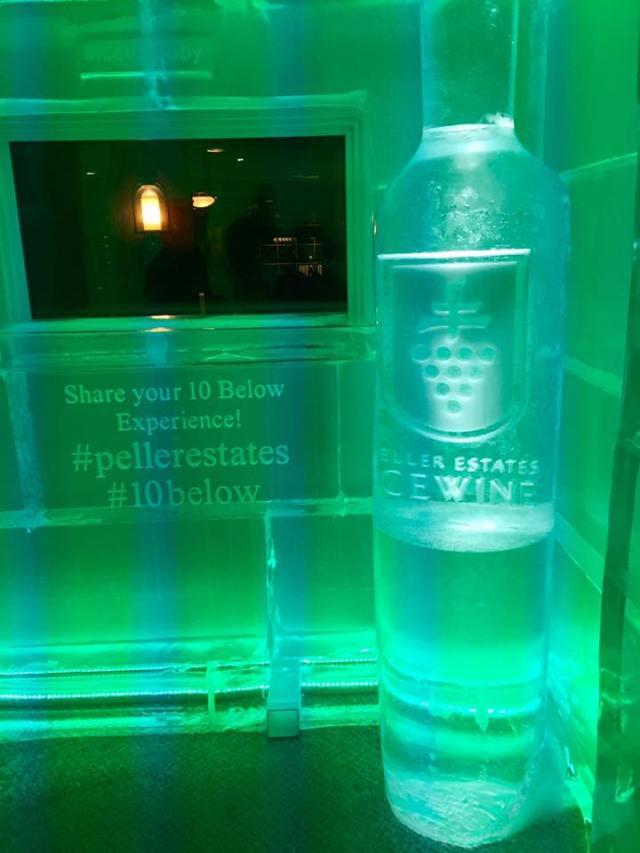 < Peller Ice Bar >