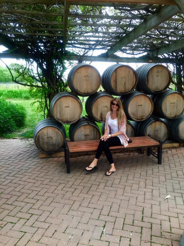 < Niagara Wine Country >