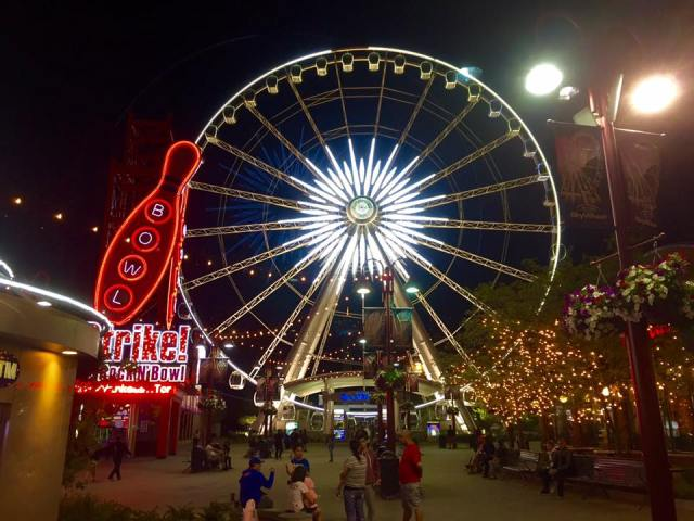 < Ferris Wheel >