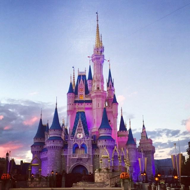 < Cinderella's Castle >