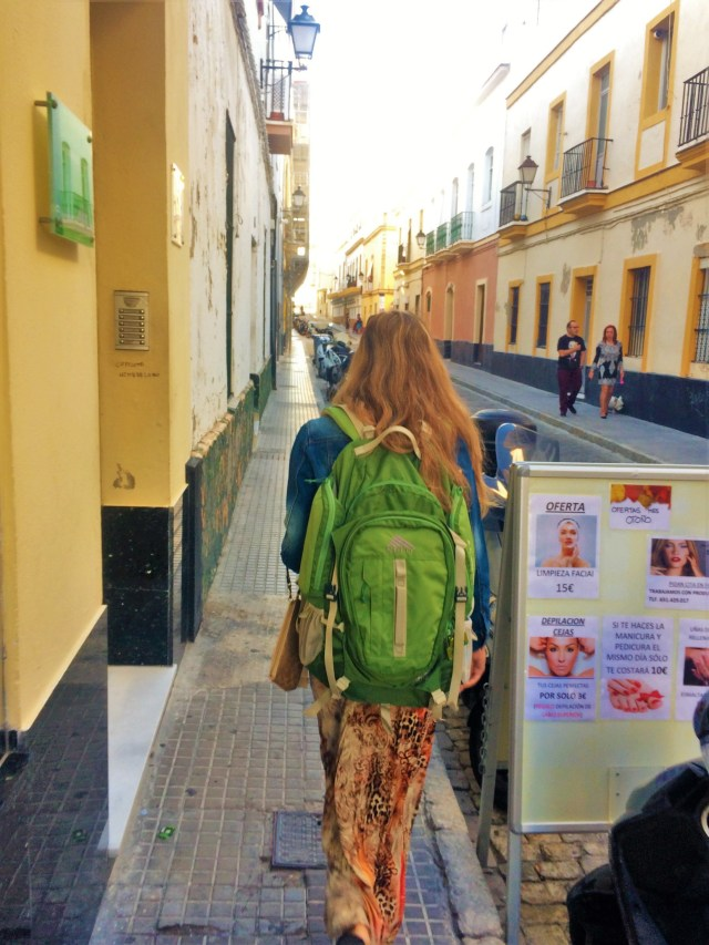 Does traveling with just a backpack make me a backpacker?