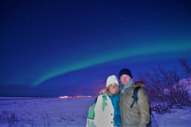 With darkness for 18-20 hours a day, winter is your best chance at seeing the Northern Lights in Iceland