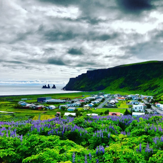 If it's cloudy or rainy, Iceland just looks that much more dramatic