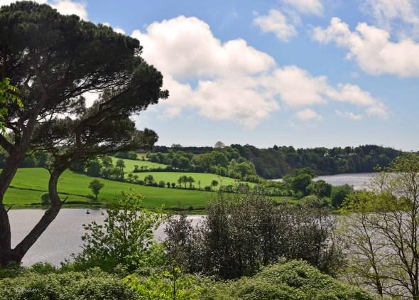 Vendée, Lac du Jaunay, Saint-Julien-des-Landes