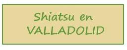 Shiatsu en Valladolid
