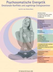 Psychosomatische Energetik und emotionale Konflikte