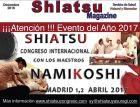 Shiatsu Magazine Diciembre 2016
