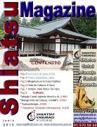 Shiatsu Magazine Junio 2013