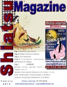Shiatsu Magazine Febrero 2013