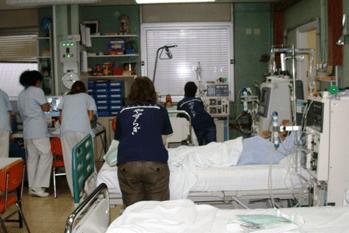 Shiatsu Voluntarios Hospitales