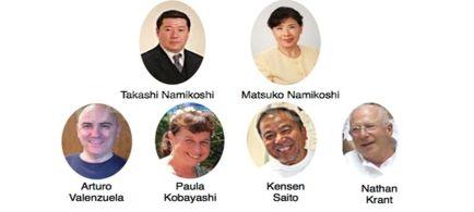 maestros de shiatsu