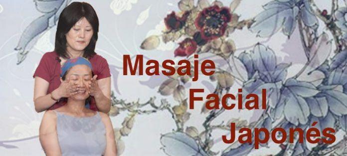 Kobido o Masaje facial japones