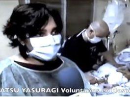Shiatsu Voluntarios Medio Millon de Horas, Hospital de la Paz Cuidados Intensivos Pediatricos