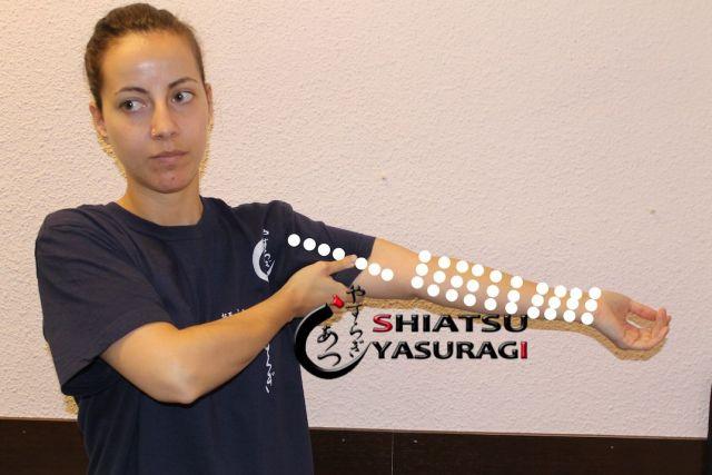 Sindrome Postvacacional Shiatsu Braquial y Antebraquial