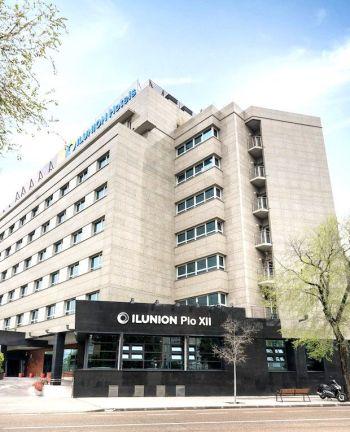 Congreso Internacional Sede Hotel Entrada