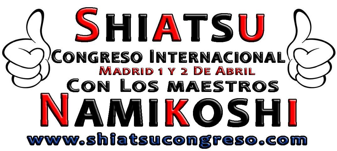 Shiatsu Congreso Internacional 2017