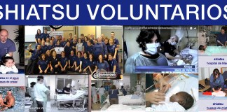 Shiatsu Voluntarios Yasuragi 20 Años de Solidaridad