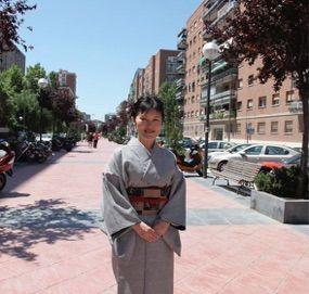 Shodo Caligrafia Japonesa Kazuko Hagiwara Maestra de Shodo
