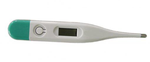 -De-harde-Medische-Thermometer-van-de-Thermometer-