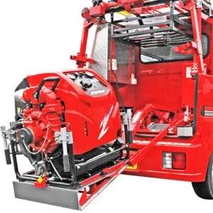 電動油圧式自動昇降装置