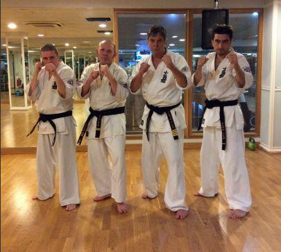 Meet the Shidokan GB weekday London instructors