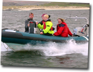 Power boating safety Courses at Shielbaggan oec
