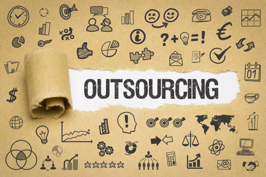 outsourced manufacturing