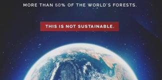 unsustainable earth