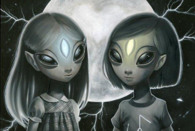 Artwork by Ana Bagayan