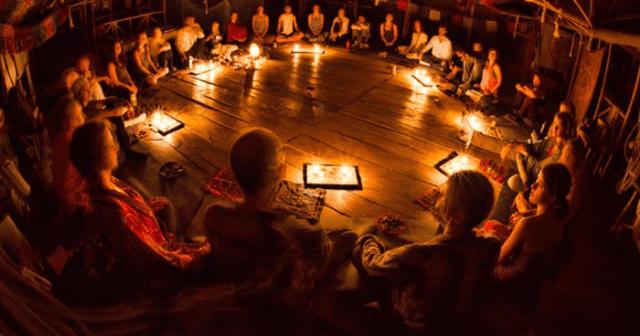 Paititi Community circle