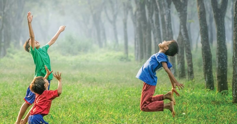 5 Ways to Foster a Love of Nature in Kids • SHIFT