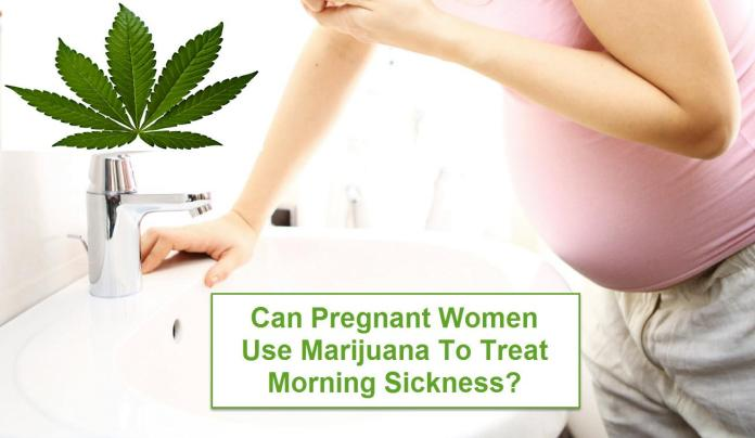 cannabis morning sickness