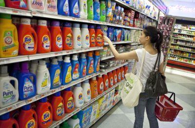 LaundryDetergentWoman