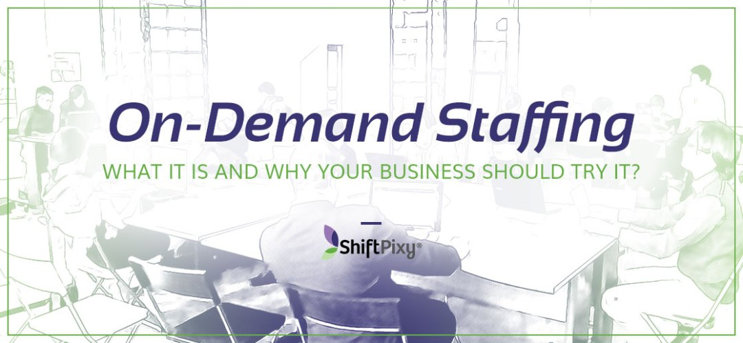 Try On-Demand Staffing