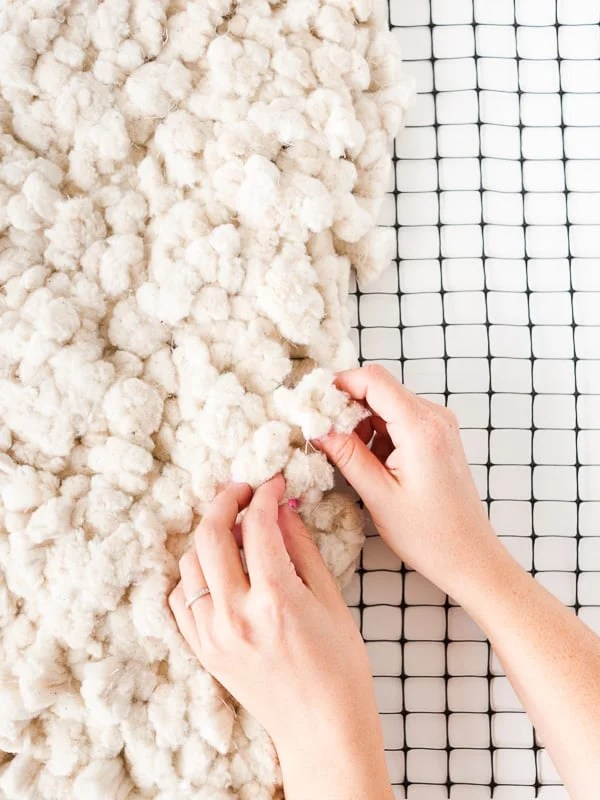 Crafts to make and sell - rug