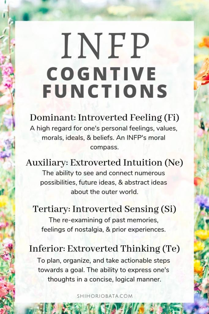 Understanding INFP Cognitive Functions (A Guide to Mature