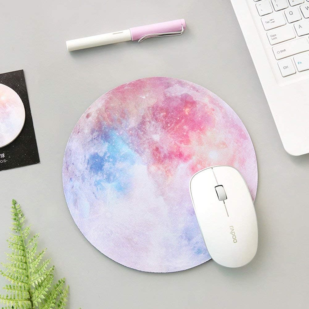 Moon Mouse Pad - Desk Must Haves