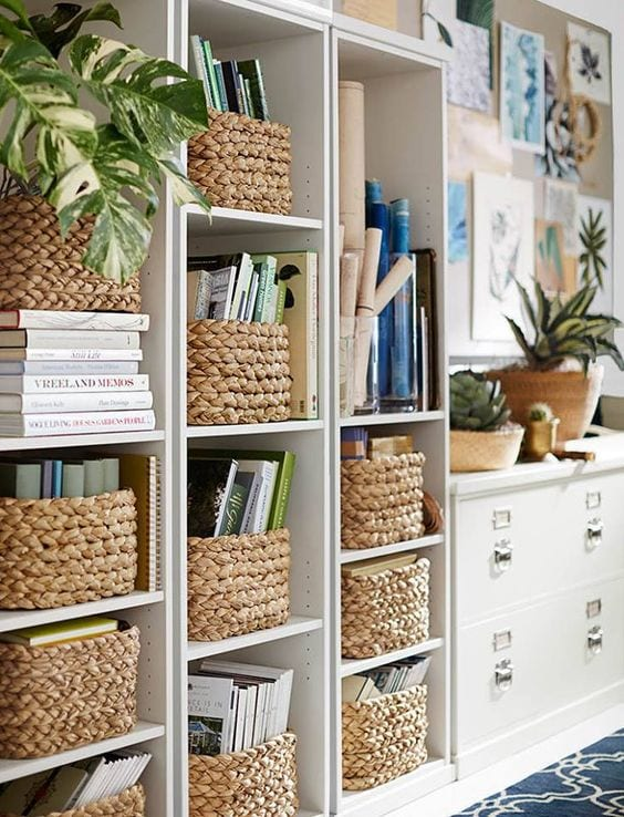 Basket Organization Ideas for Storage