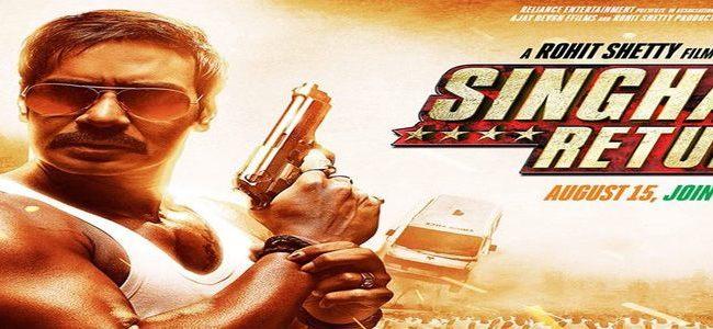 Singham Returns Review